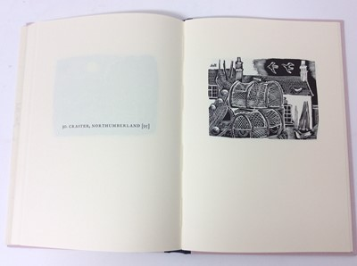 Lot 90 - John Randle - One rainy day, Whittington Press, together with two others
