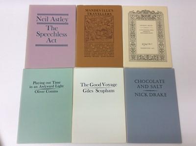 Lot 91 - Mandeville Press publications (19)