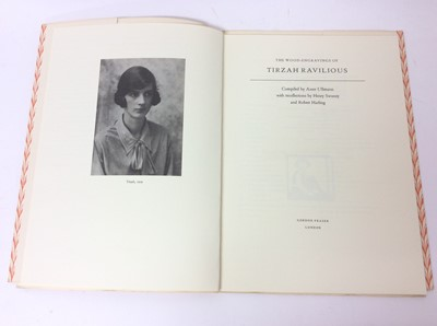 Lot 96 - The wood engravings of Tirzah Ravilious, three others
