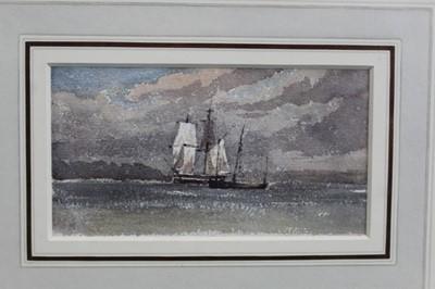Lot 1777 - The Reverend John Louis Petit (1810-1868) watercolour - View on the Stour, in glazed gilt frame  Provenance:  Chris Beetles Ltd, London