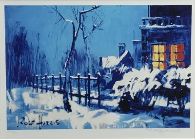 Lot 66 - Rolf Harris (b. 1930) signed limited edition print