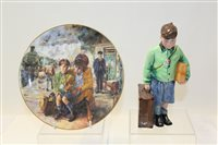 Lot 1053 - Royal Doulton limited edition figure - The Boy...