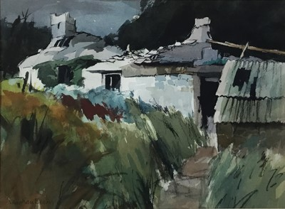 Lot 25 - Three watercolours by Vaughan Bevan (contemporary)