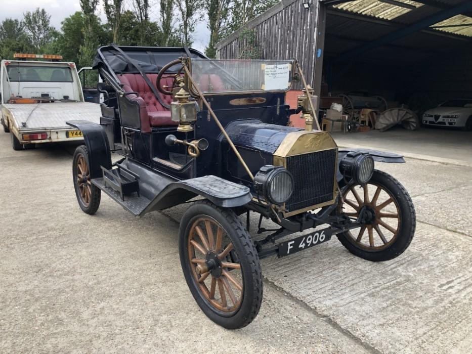 Veteran & Classic Cars