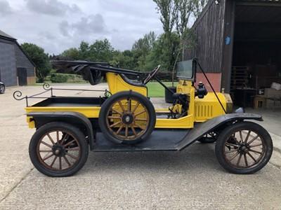 Lot 2 - 1915 Ford Model T, Registration HK333