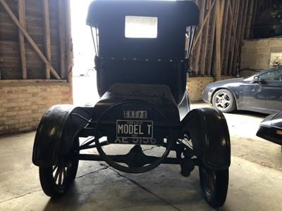Lot 4 - 1921 Ford Model T, Registration XE 5156