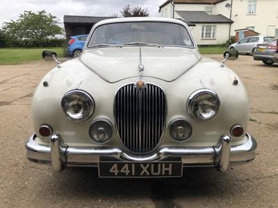 Lot 13 - 1961 Jaguar Mk.II Manual 2.4 Saloon , Registration 441 XUH