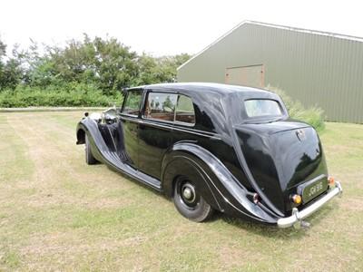 Lot 19 - 1947 Rolls-Royce Silver Wraith Sedanca de Ville by H.J.Mulliner