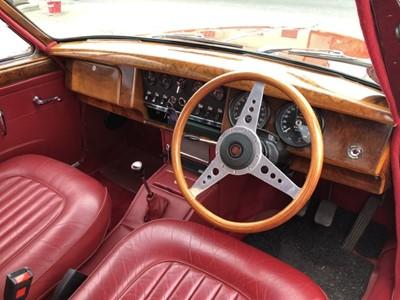 Lot 17 - 1961 Jaguar Mk.II 3.4 Manual Saloon, Registration 598 VBH, 3.4 six cylinder engine, manual 5 speed gearbox